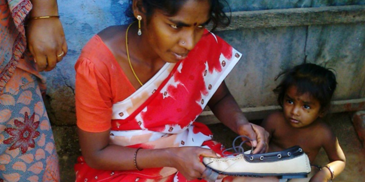Where the shoe pinches Stop Child Labour